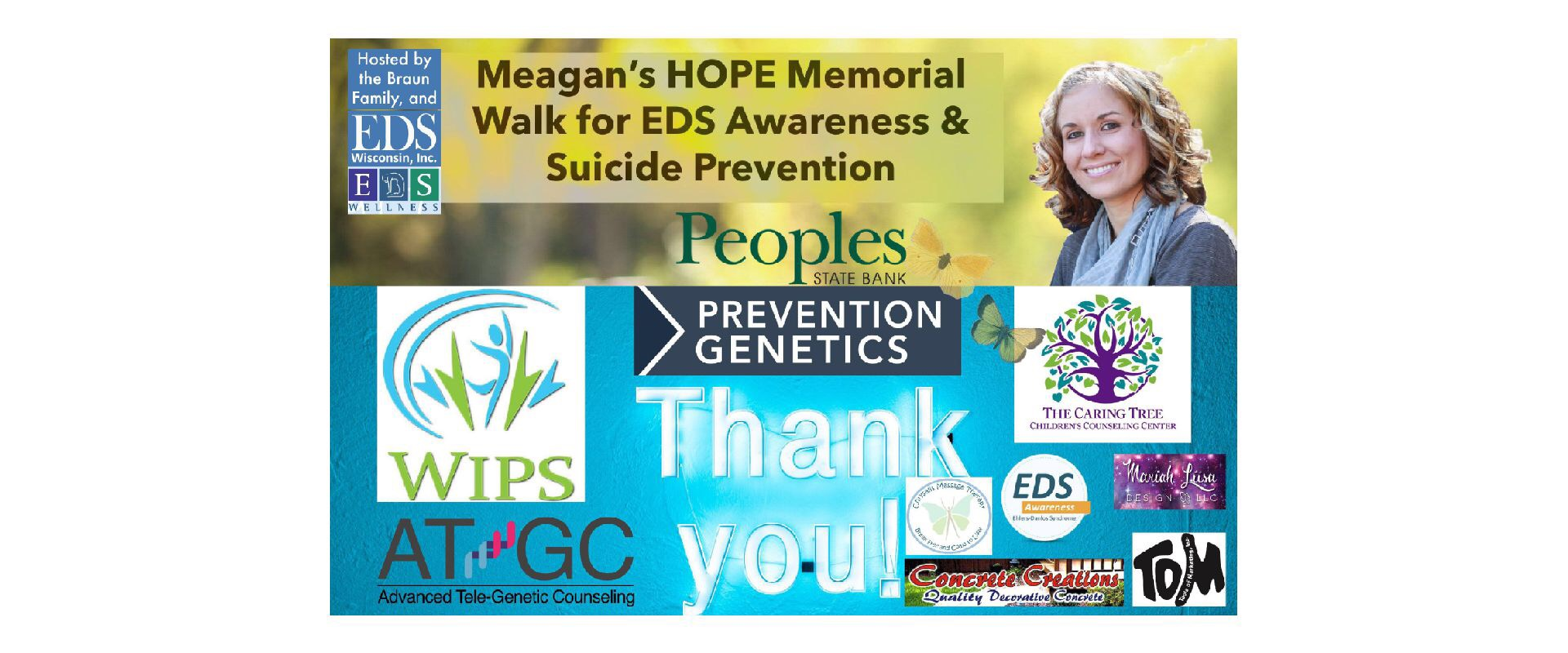 Meagan's Walk 2019