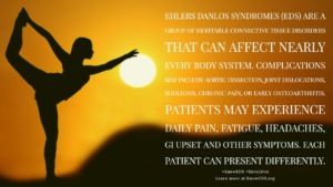 What are Ehlers Danlos syndromes?